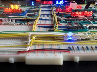 8-bit breadboard CPU